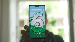 The OnePlus 6 is an INCREDIBLE deal.