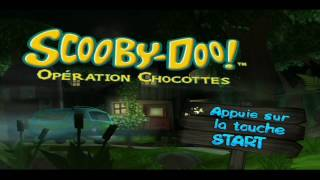 "Scooby-Doo Opération  Chocottes  Episode 1 Let's Play ""non commenter""  [PS2]"