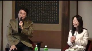 『はなとゆめ』イラスト展開催記念! 冲方丁さん×山本淳子教授(平安文学研究家)トークショー