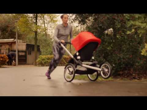 How To Run With The Bugaboo Runner - Baby Mode Australia