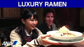 """""""Ramen Do"""" is an adventure to find out the special ramen in Tokyo b..."""