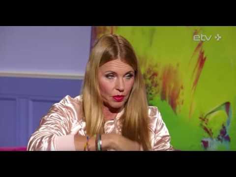 Ану Саагим: русские более заботливы, чем эстонцы