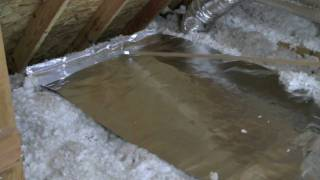 "DIY - ""Green"" Energy Barrier With AtticFoil® Over Attic Insulation Thumbnail"