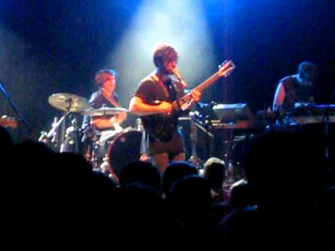Foals - Total Life Forever @ The El Rey, Los Angeles 10/18/2010