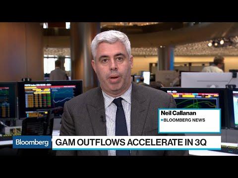 GAM Assets Plummet by Nearly $18 Billion in Third Quarter