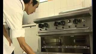 Nguyên Tắc Vệ Sinh Thực Phẩm Trong Bếp