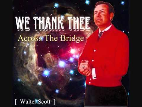 Across The Bridge  Jim Reeves