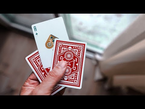 The card trick with the KICKER ENDING! - Beginner Magic Tutorial