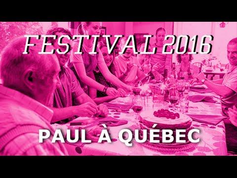 Paul à Québec (Trailer)