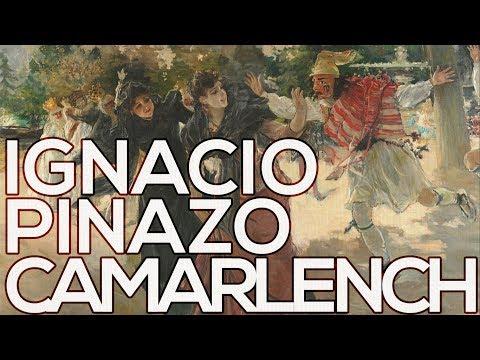 Ignacio Pinazo Camarlench: A collection of 176 paintings (HD)