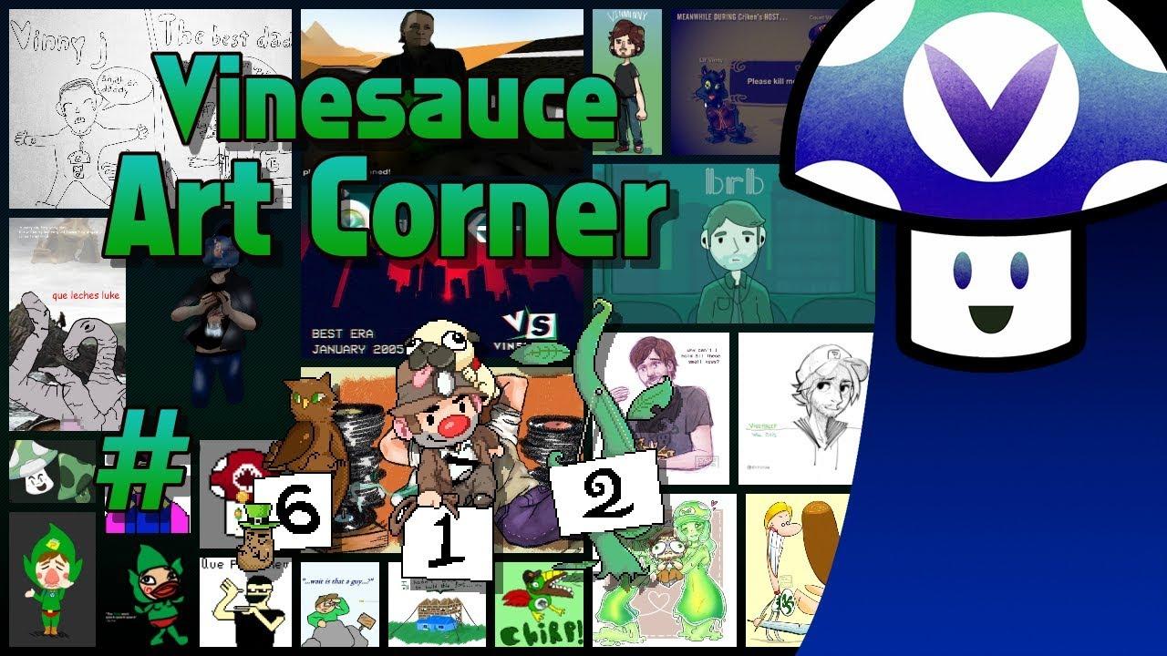 Download [Vinebooru] Vinny - Vinesauce Art Corner (part 612)