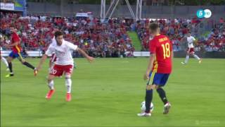 Spain vs Georgia 0-1 – Highlights & All goals 2016
