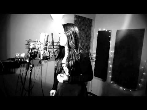 One Last Time - Ariana Grande Piano Acoustic Candlelight Cover (Lucie M)