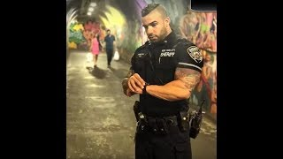 Top 5 Biggest Bodybuilding Cops - Crazy Police Muscle 2018