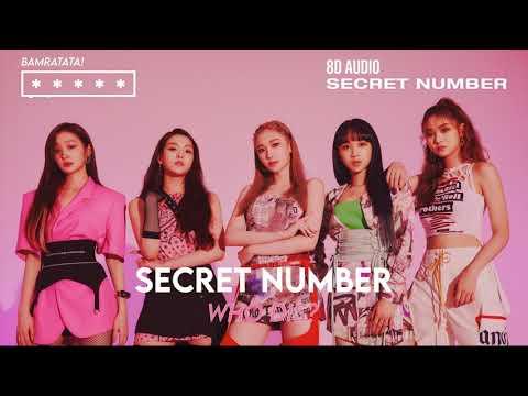[8D AUDIO] SECRET