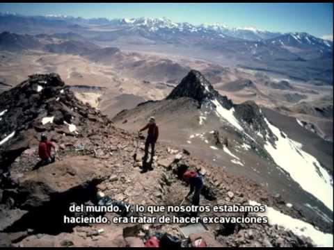 Johan Reinhard - Everest 20 años