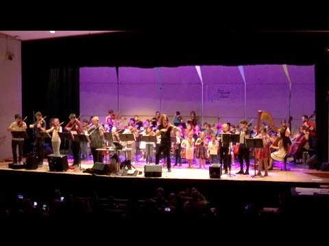Mark Wood's Electrify Your Strings Concert, Mansfield CT, The Full Concert, 5/4/19
