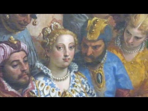Paolo Veronese, Nozze di Cana - The Wedding Feast at Cana , Musée du Louvre (manortiz)