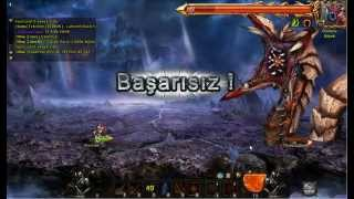 Legend Online Dünya Boss 'KissLove'' Server 2