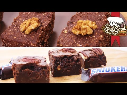 recette-de-brownies-snickers-vs-brownies-musculation
