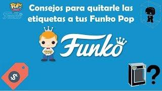 Consejos Para Quitar Stickers Sin Dañar Funko Pop  Cómo Retirar Las Etiquetas A Tus Funko Pop