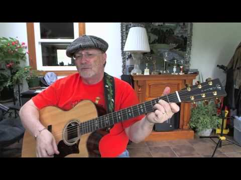 1188  Over You - Gary Puckett and the Union Gap cover with chords and lyrics