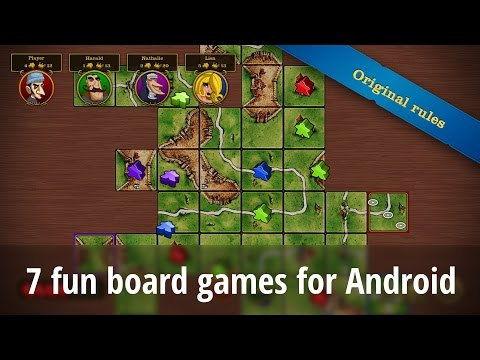 7 fun board games for Android