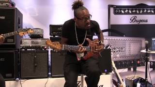 Summer NAMM Duet Jam with Eric Gales and Victor Wooten Part 1