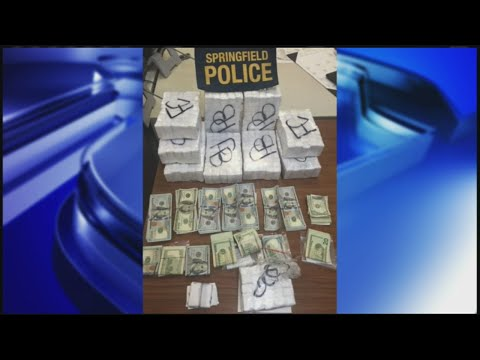 23,000 bags of heroin found in Springfield drug bust