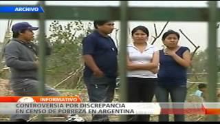 Contradicción de datos sobre índice de pobreza en Argentina genera controversia en el país