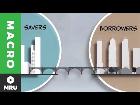 Saving and Borrowing