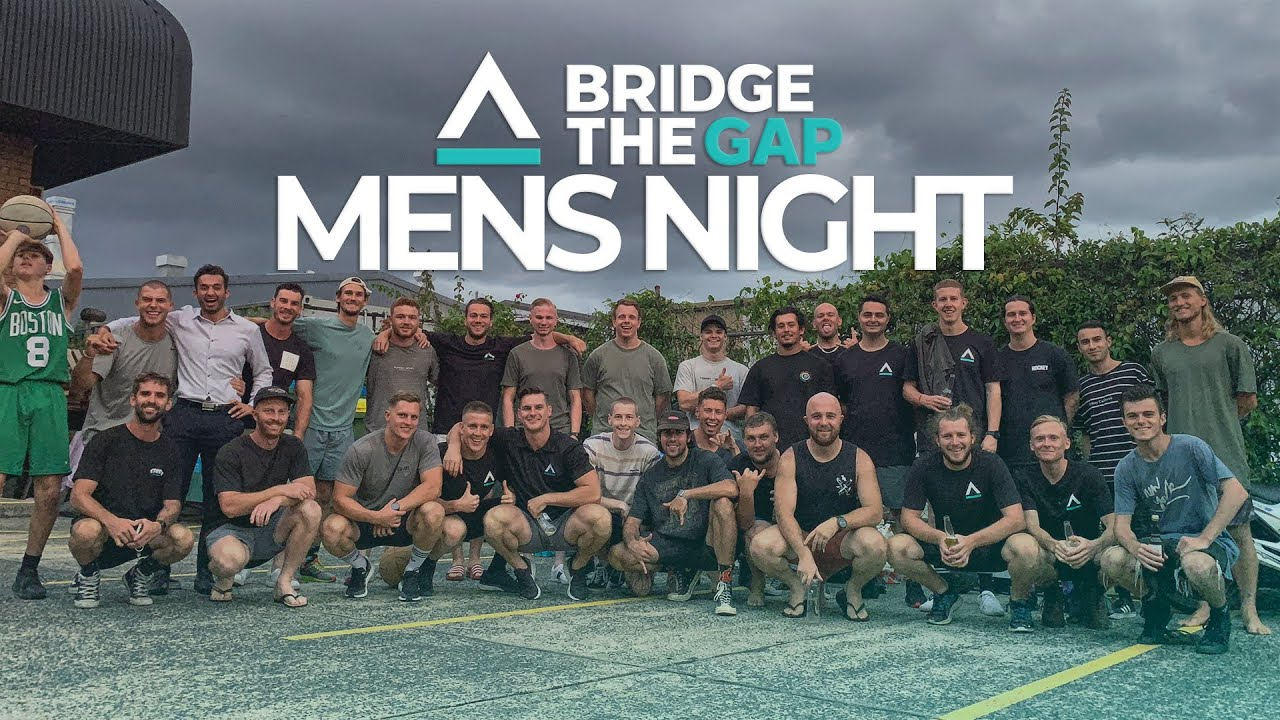 Our First Men's Night!