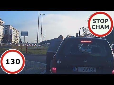 Stop Cham #130 – Niebezpieczne i chamskie sytuacje na drogach