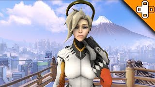 What it Feels Like to Play Healer in Overwatch - Overwatch Funny & Epic Moments 718