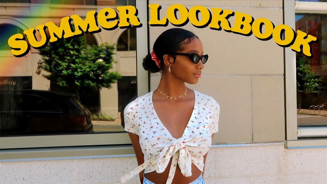 SUMMER LOOKBOOK 2018 2