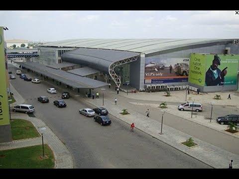 Documentary on Murtala Muhammed Airport (MMA2)