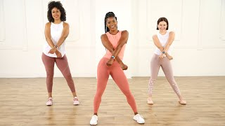 10-Minute Red-Carpet Ready Dance Workout