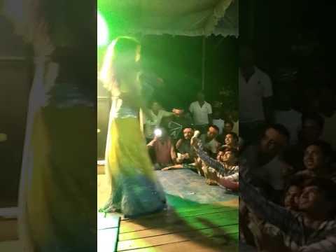 Ambulance bhojpuri arkestra dance
