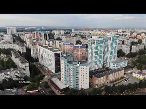 Приволжский мкрн. в г.Самара / строительство / Samara / Russia