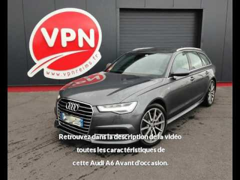 Audi A6 Avant 3 0 V6 Tdi 272ch Ambition Luxe Quattro S Tronic 7 A