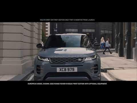 New 2020 Range Rover Evoque   Dynamic Mode