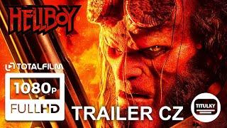 Hellboy (2019) CZ HD nový RED BAND trailer