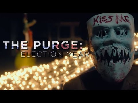 The Purge 3: Election Year debut trailer review - Collider
