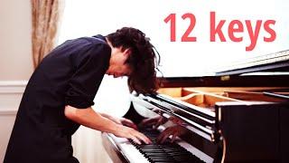 Happy Birthday To Everyone (Variations in all 12 major keys)