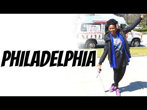 Philly Food Travel | Philadelphia | Girl vs. Food