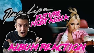 Baixar Dua Lipa - Future Nostalgia Album Reaction