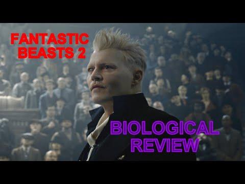 Fantastic Beasts The Crimes of Grindelwald (Biological Review)