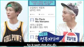 [Vietsub] Ask in a box [SHINee Team]