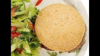 Домашний гамбургер / рецепт от шеф-повара / Илья Лазерсон / Обед безбрачия / американская кухня