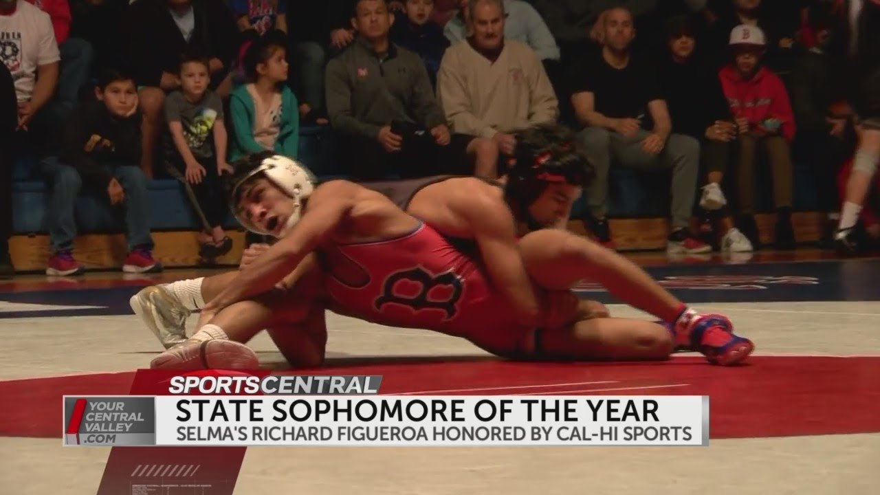 Selma's Richard Figueroa named Cal-Hi Sports' State Sophomore of the Year